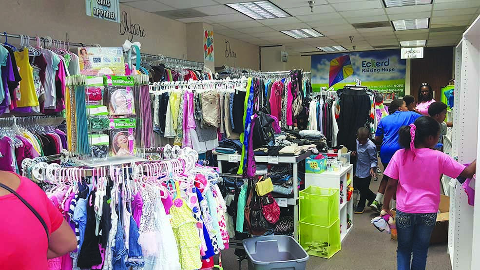 Jack and jill clothing store
