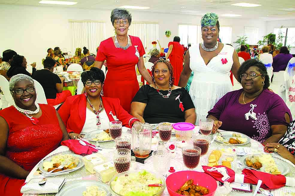 Friendship S Women S Ministry Presents Their Annual