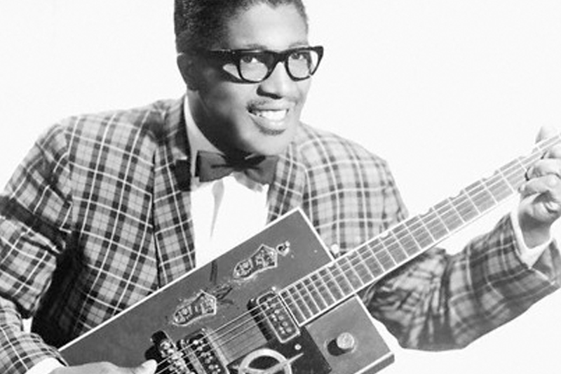 Why Bo Diddley matters