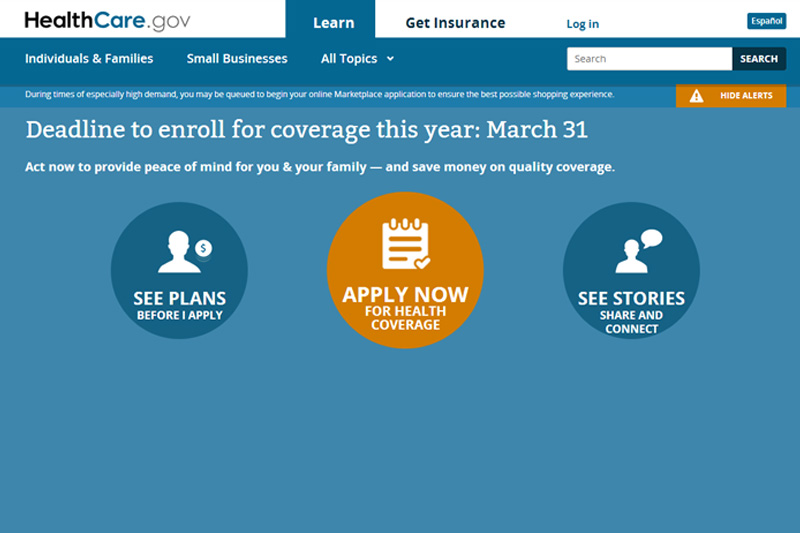 March Health Deadline