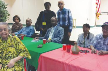 Jordan Parks' Black History Celebration