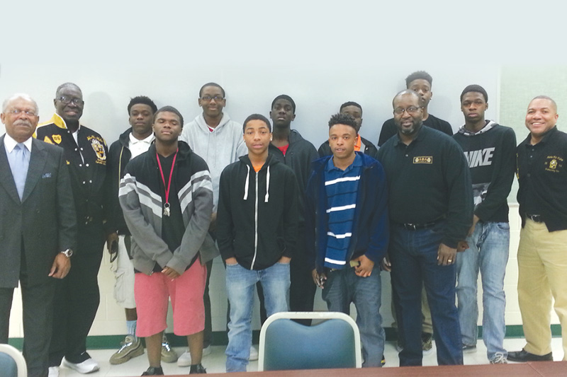 Project Alpha Helps Cultivate Teen Boys