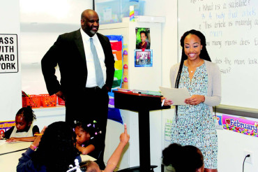 New Principal for University Prep