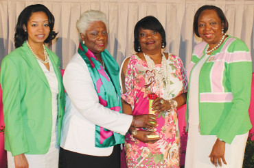 Local AKA Sorority Members Celebrate 25 & 50 Years of Service