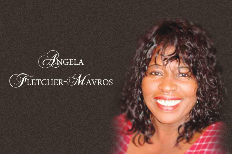 Angela Fletcher-Mavros' Passion