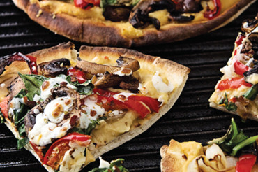 Get Together & Grill: Flatbread