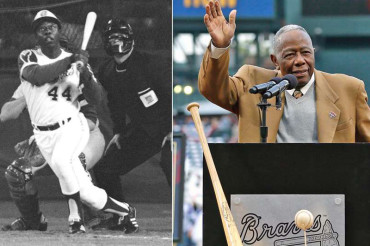 Hammerin' Hank Aaron Receives Hate Mail