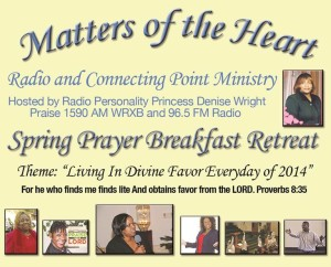 Matters of the Heart Prayer Breakfast