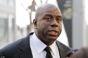 Magic Johnson interested in forced LA Clippers sale