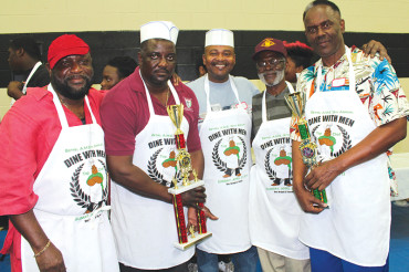 Dine with Men Who Cook