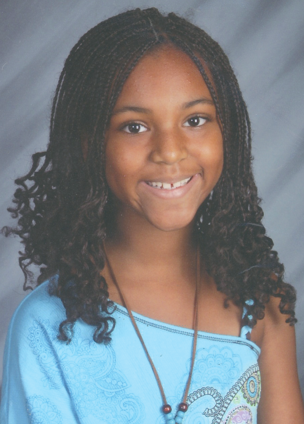 10 Year Old Author Nazhia Reynolds