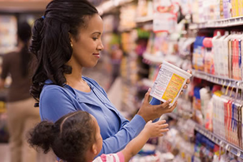 Nutrition Labels Decoded