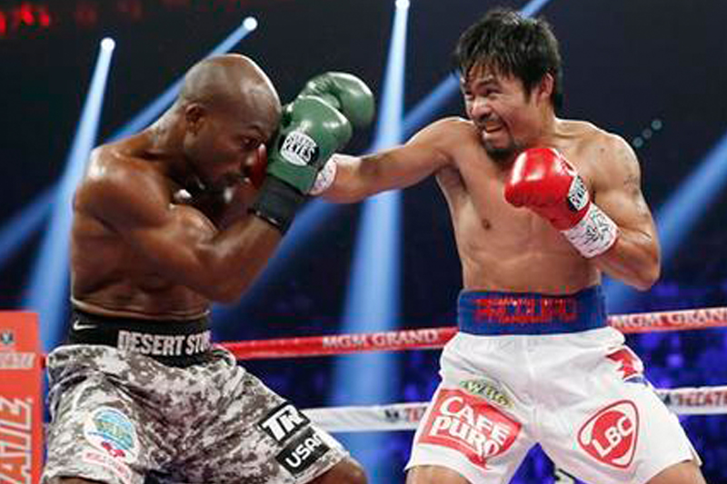 Pacquiao Bradley Rematch, sports