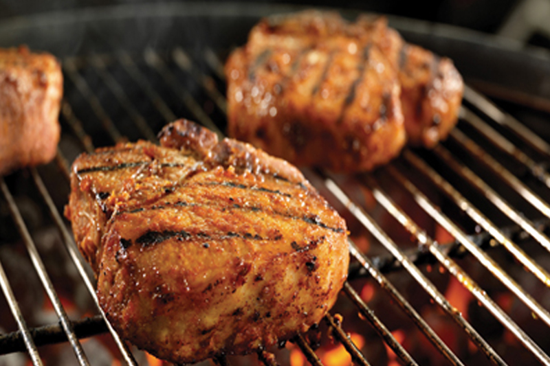 The Art of Grilling Pork Chops
