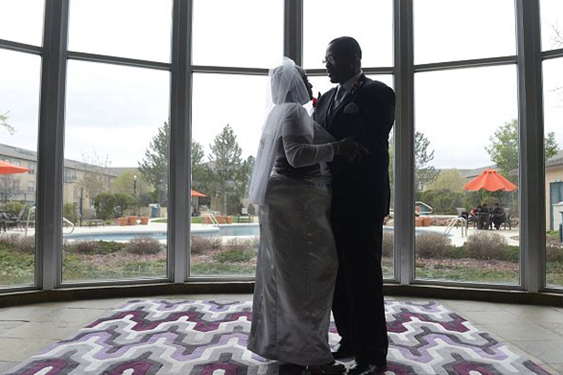 Man granted clemency by President Obama, marries