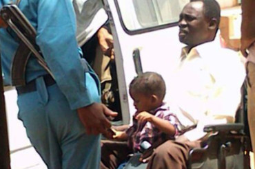 American toddler held in Sudan as mother awaits death sentence