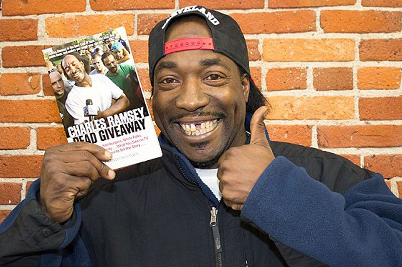 Charles Ramsey Dead Giveaway