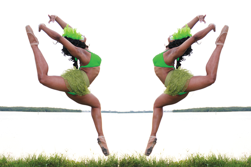St. Pete's Finest Shanelle Armor Freeman, dancer