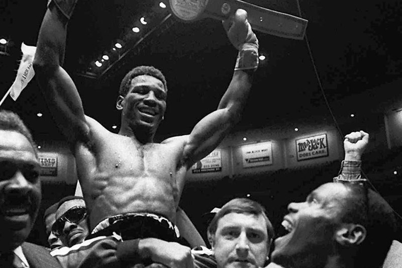 Champion boxer Matthew Saad Muhammad dies at 59