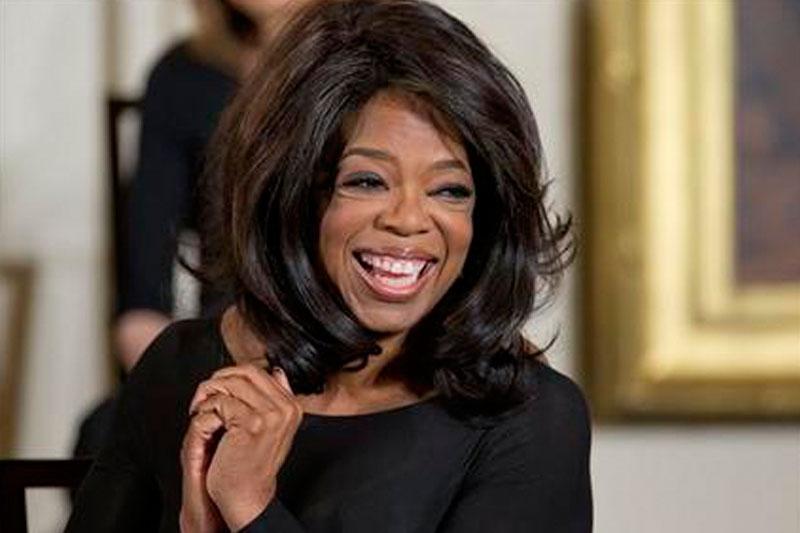 Oprah Winfrey LA Clippers