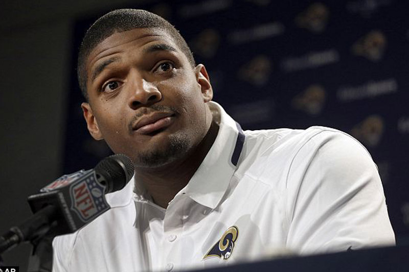 Michael Sam wanted to wait until the pros to come out