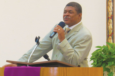 Bethel celebrates 21 years with Pastor Sykes