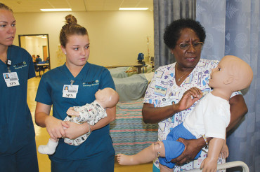 Practical Nursing offered at pTEC