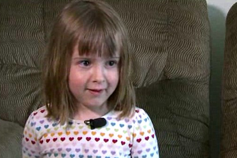 4 Year Old Solves Home Invasion