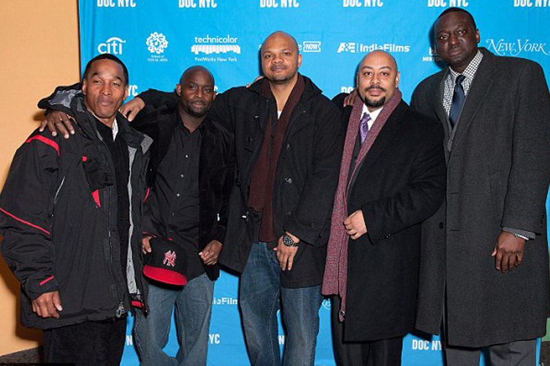 'Central Park Five' settle with New York City for $40 million