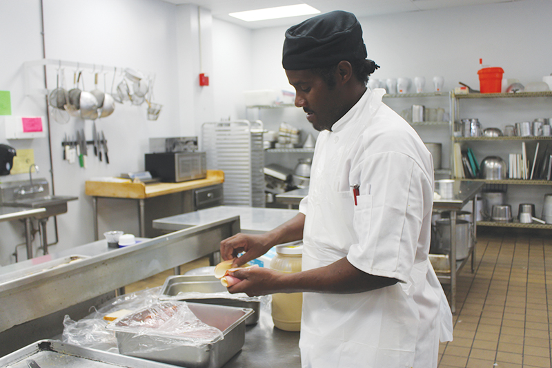 Culinary arts at pTEC