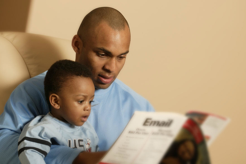 Financial advice for new fathers