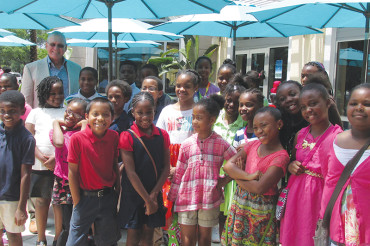 Melrose students reap rewards
