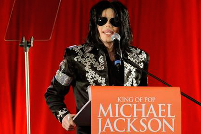 Jackson remains a provider 5 years after his death
