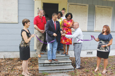 Building hope in blighted neighborhoods