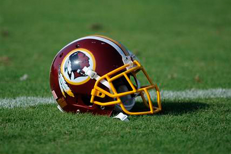 US patent office finds 'Redskins' name offensive
