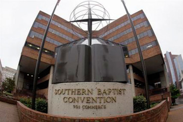 Southern Baptists meet to elect new president
