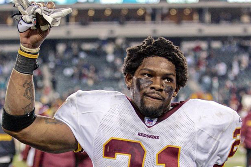 Second man convicted of murdering Redskins star Sean Taylor