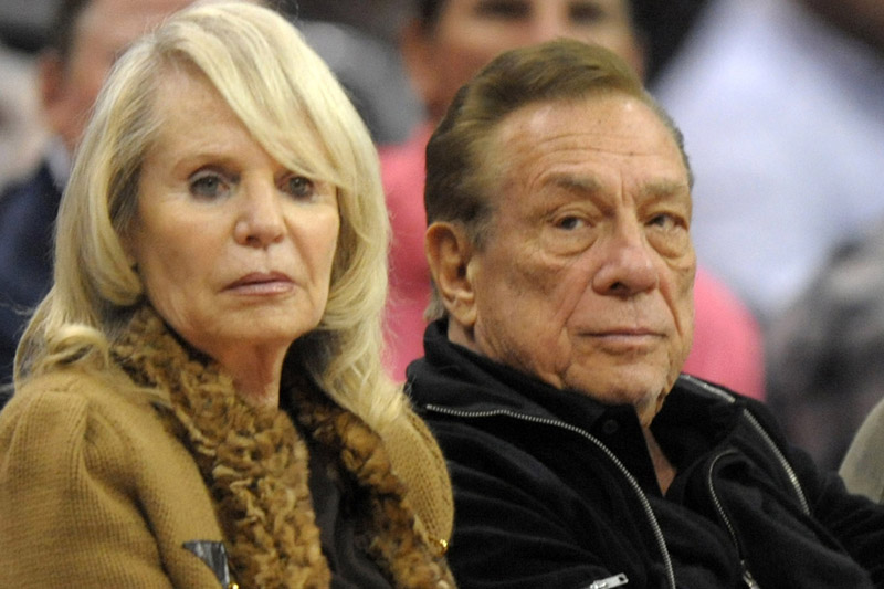 Donald Sterling's wife, girlfriend to face off over money