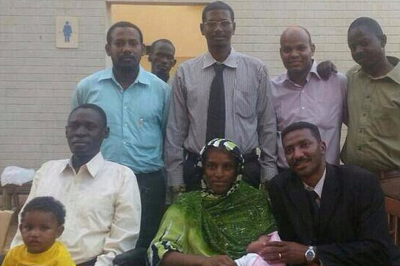 Sudanese Mother Freed