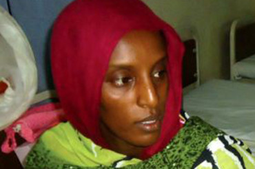 Brother of Sudanese woman facing death says 'she deserves' execution