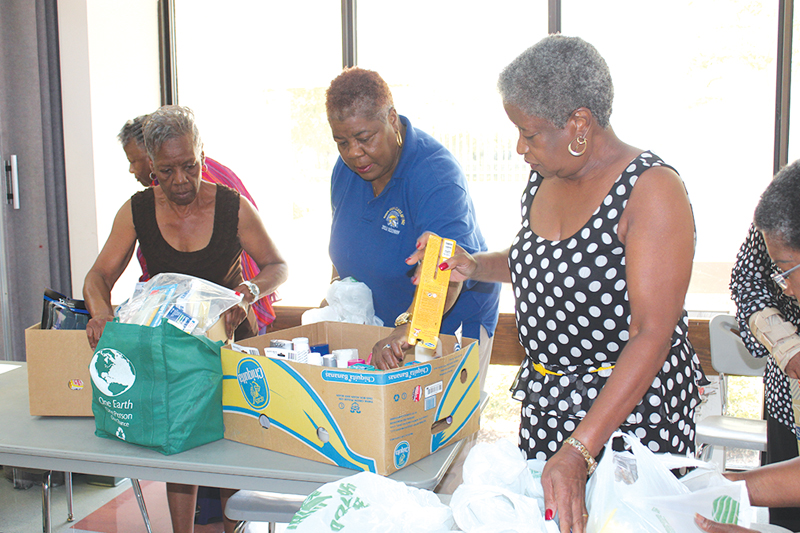 Class of 1962 giving back