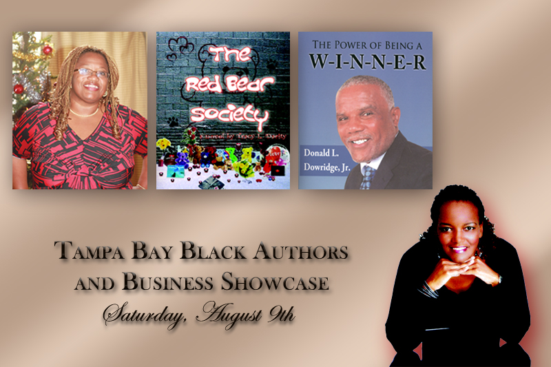 Calling all black authors and businesses