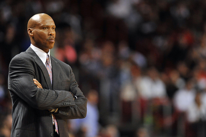 Byron Scott, new Lakers' coach, sports