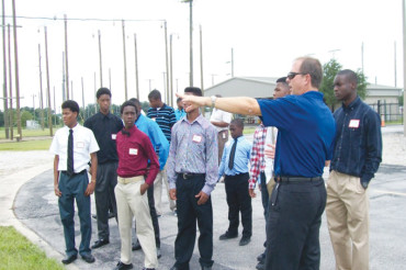 Duke employees & AABE partner for Youth Energy Academy