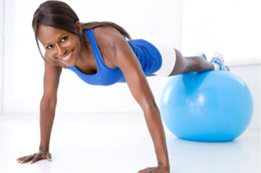 How to use a stability ball safely