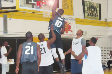 2nd Annual Hooping for Success charity basketball