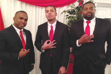 St. Petersburg Alumni Kappas welcome new initiates
