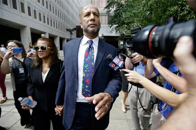 In New Orleans, a 10-year sentence for Ray Nagin
