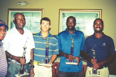 Omega-Eta Rho Chapter 22nd Annual Scholarship Golf Tournament