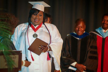 'I never quit' – Trayvon witness Rachel Jeantel graduates high school